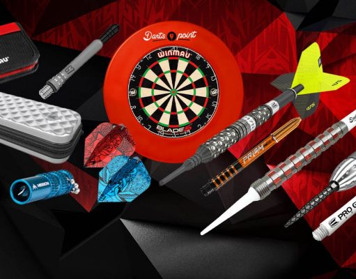 best darts for front grip