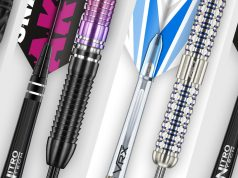 best darts for pencil grip
